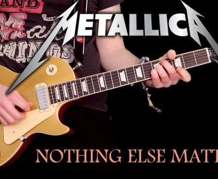 Nothing else matters – Metallica