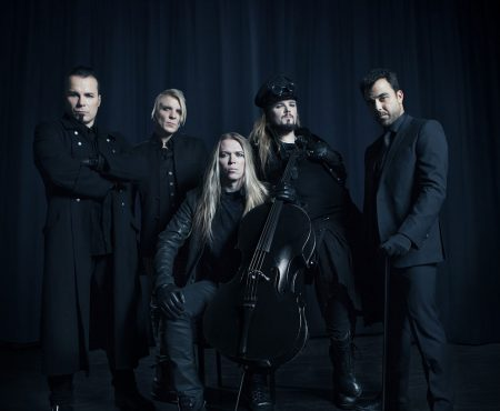 Apocalyptica – Nothing Else Matters