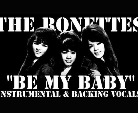 The Ronettes modern rock cover – Be my baby