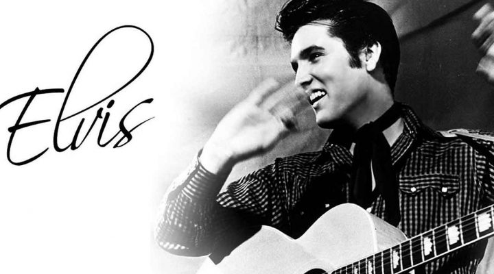 Elvis Presley – Can't Help Falling In Love