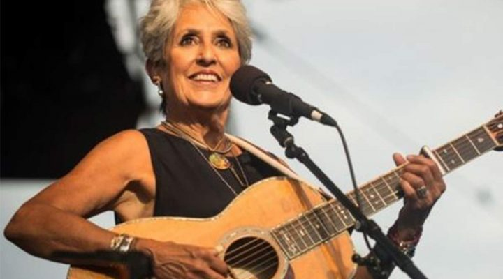 Joan Baez – Forever young
