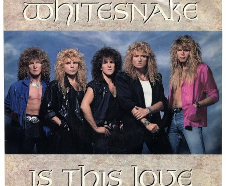Whitesnake – Is This Love