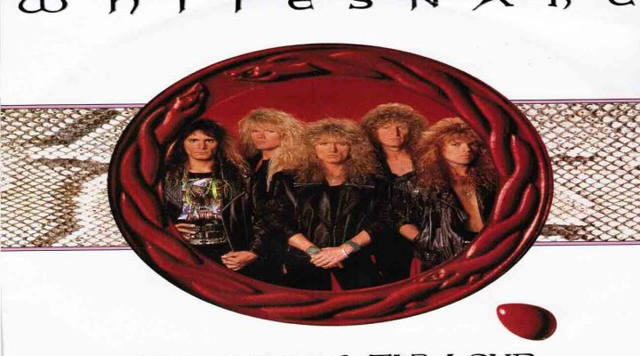 Whitesnake – The Deeper The Love