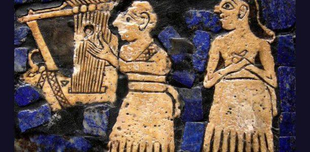 La musica antica in oriente