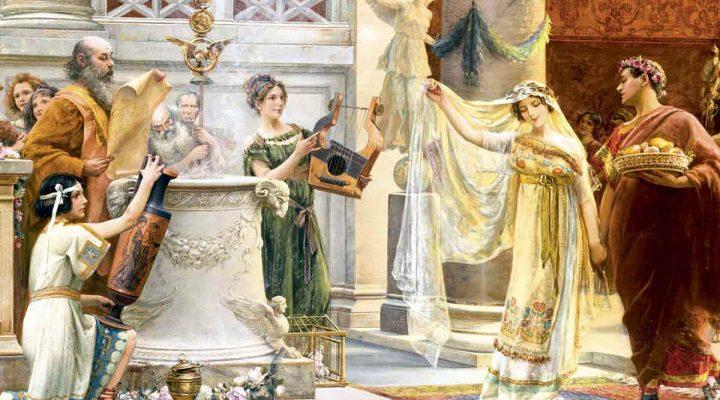 La musica al tempo dei greci e nella civiltà Romana