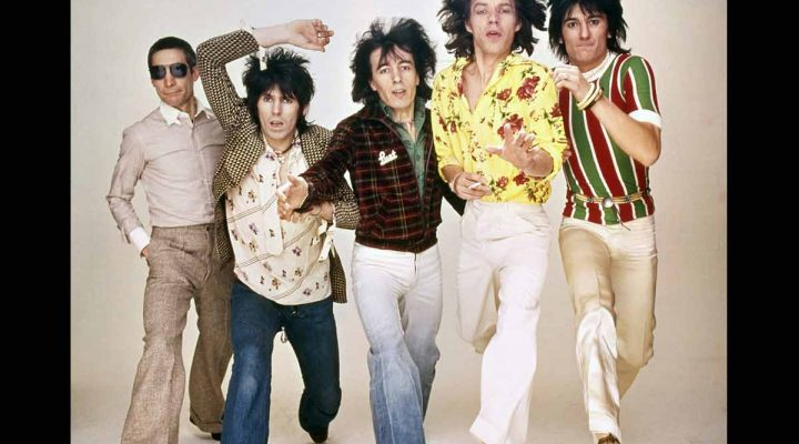 The Rolling Stone – Satisfaction