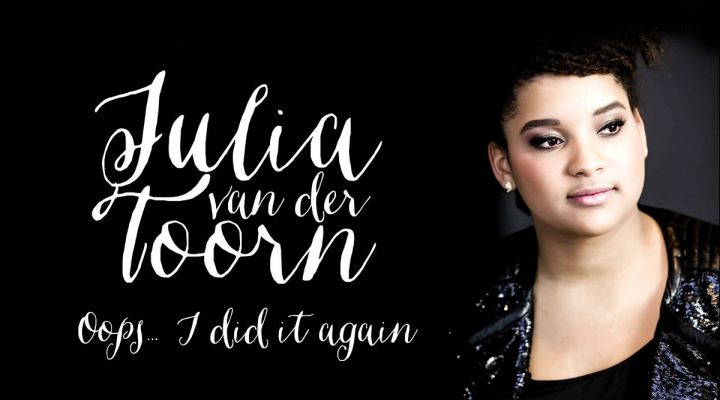 Julia Van Der Toorn – oops I did again