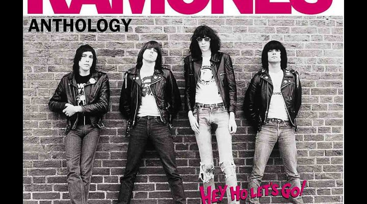 Ramones – what a wonderful world