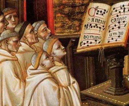 Storia della musica – Il Canto Gregoriano