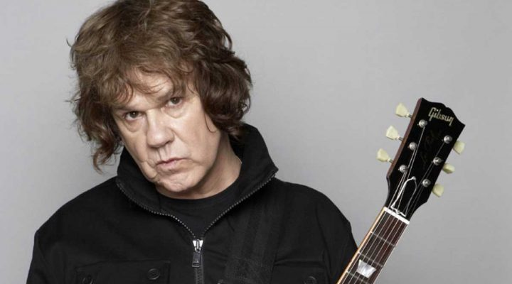 Gary Moore – Walking by my self
