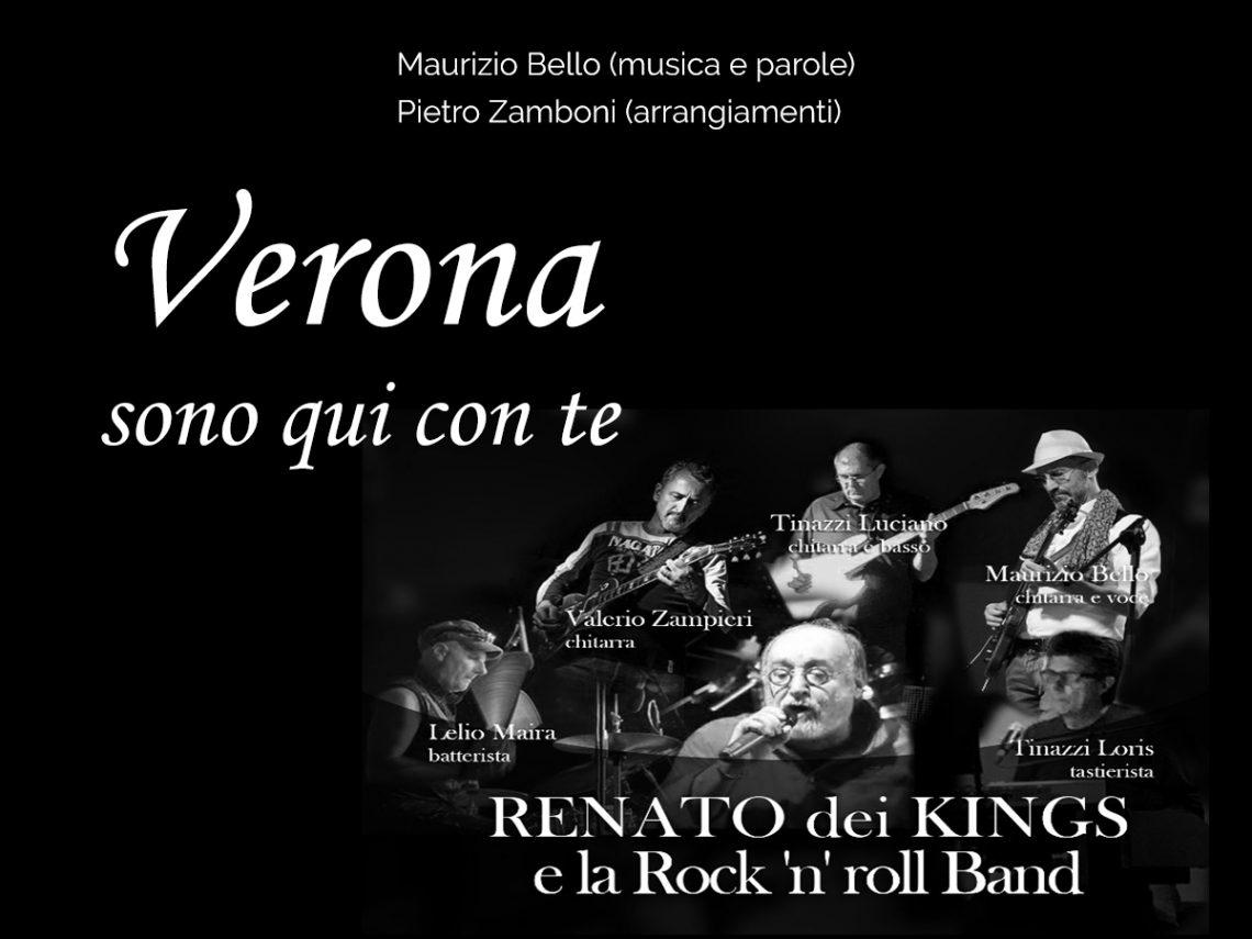 Verona sono qui con te