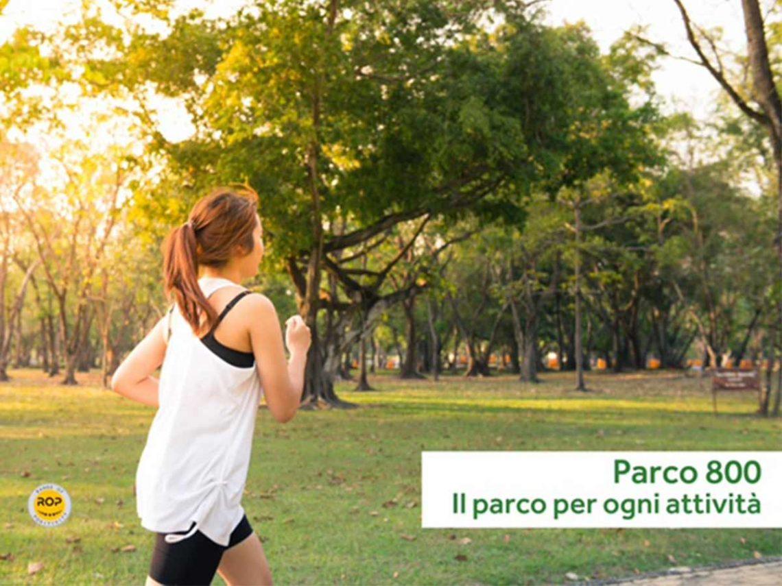 Parco 800 Verona tra storia e natura